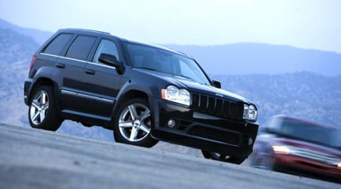 2006 jeep grand cherokee srt8 specs