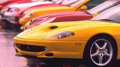 Automotive design, Yellow, Rim, Alloy wheel, Hood, Car, Fender, Bumper, Performance car, Sports car,