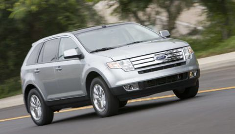 view the latest first drive review of the 2007 ford edge. find