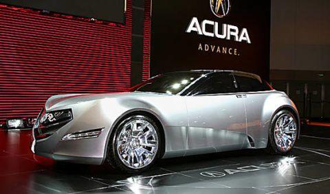 first photos acura advanced sedan conceptbuild the biggest, baddest, meanest, sport luxury sedan we could,\