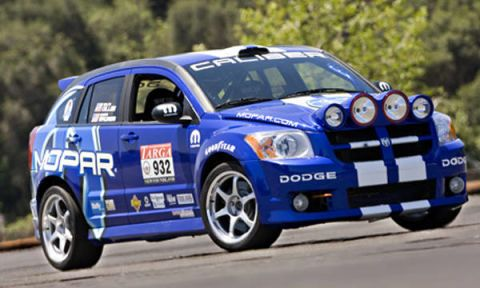 Although The 300 Bhp Caliber Srt4 Won T Be Launched Until This Fall As A 2008 Model We Had An Opportunity To Sample Created For Designer Ralph