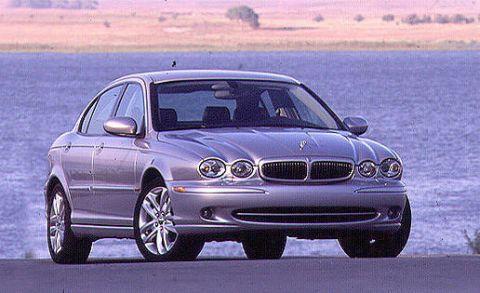 2002 Jaguar X Type 30