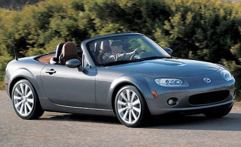 First Look At The New 2006 Mazda Miata Mx 5 Photos And Just