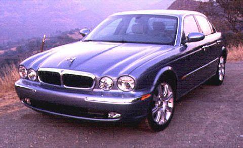 2004 Jaguar XJ8 Wrapup