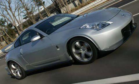 nissan 350z 2004 top speed