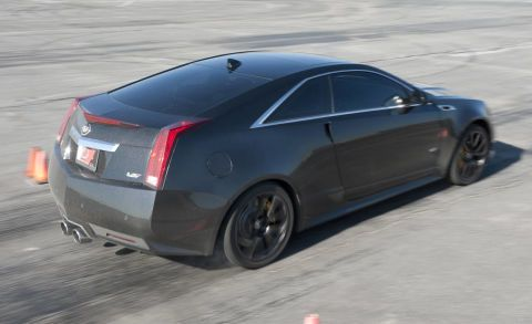 2011 D3 Cadillac Cts V Coupe Road Test With Specs Price And Pictures