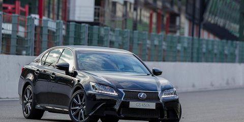 Photos: Lexus GS 450h F Sport