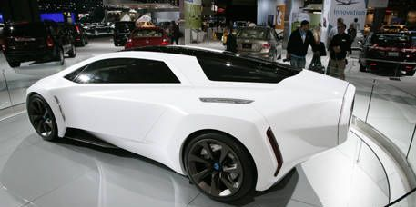 Wheel, Mode of transport, Automotive design, Vehicle, Land vehicle, Event, Car, White, Concept car, Supercar,