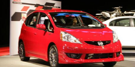 Car Auction Apps >> Photos: 2009 Honda Fit Sport with Mugen Accessories