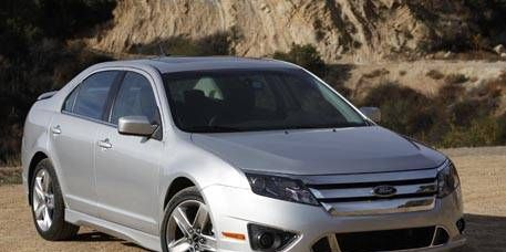 Photos 2010 Ford Fusion Sport
