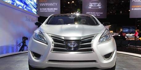 Automotive design, Product, Vehicle, Grille, Car, Headlamp, Automotive lighting, Auto show, Personal luxury car, Concept car,