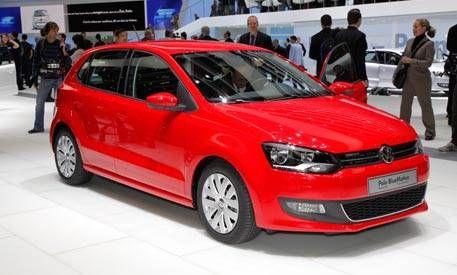 Photos 2010 Volkswagen Polo