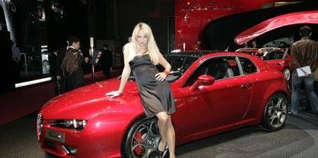 Photos: Alfa Romeo Brera TI