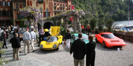 Mode of transport, Land vehicle, Car, Town, Sports car, Performance car, Travel, Pedestrian, Supercar, Sidewalk,
