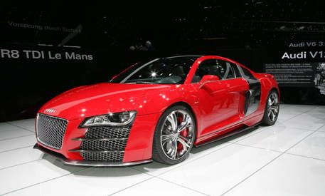 Great Ft. Of Torque, The Audi R8 TDI Le Mans Certainly Has The Street Cred To  Move Right Up Into The Upper Echelon Of Exotic Sports Cars.