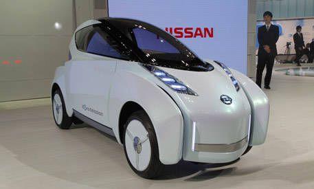 Photos Nissan Land Glider Concept