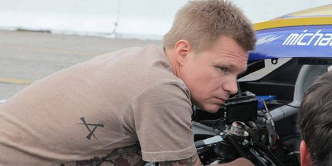 Shooting, Tattoo, Air gun, Mud, Machine gun, Auto mechanic, Race car, Marines, Active shirt, Mechanic,