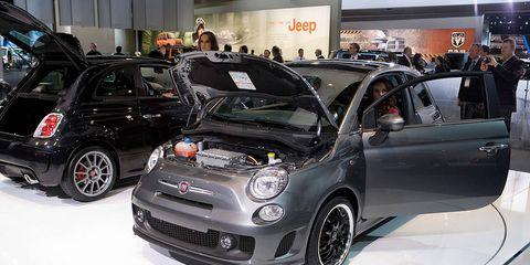 Photos Fiat 500 Bev Concept