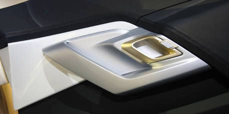 Automotive design, Metal, Material property, Silver, Gloss, Steel,