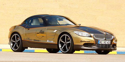 Photos AC Schnitzer ACS I BMW Z - Bmw ac schnitzer