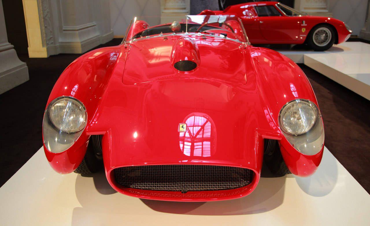 Vintage Large 11 X 14 1958 Ferrari 250 Testa Rossa Ad Better Than Original Print