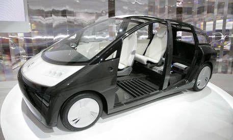 Photos Toyota 1x Concept