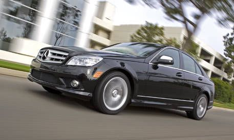 Photos: 2008 Mercedes Benz C350 Sport