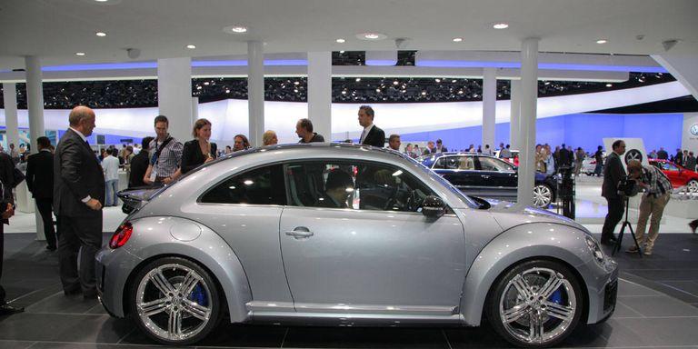 photos volkswagen beetle r concept. Black Bedroom Furniture Sets. Home Design Ideas