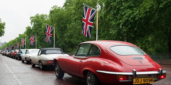 how many jaguar e types remain in the uk