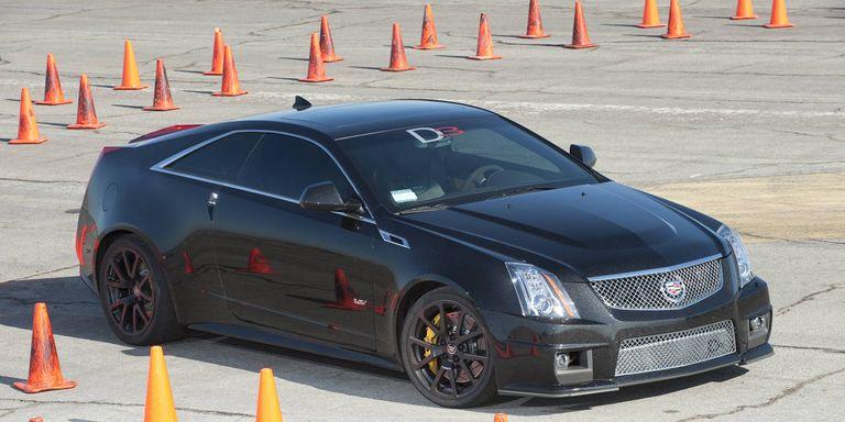 Photos: 2011 D3 Cadillac CTS-V Coupe
