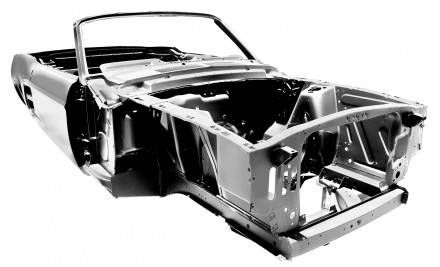 Build Your Own Mustang >> Roll Your Own 1967 Mustang Convertible