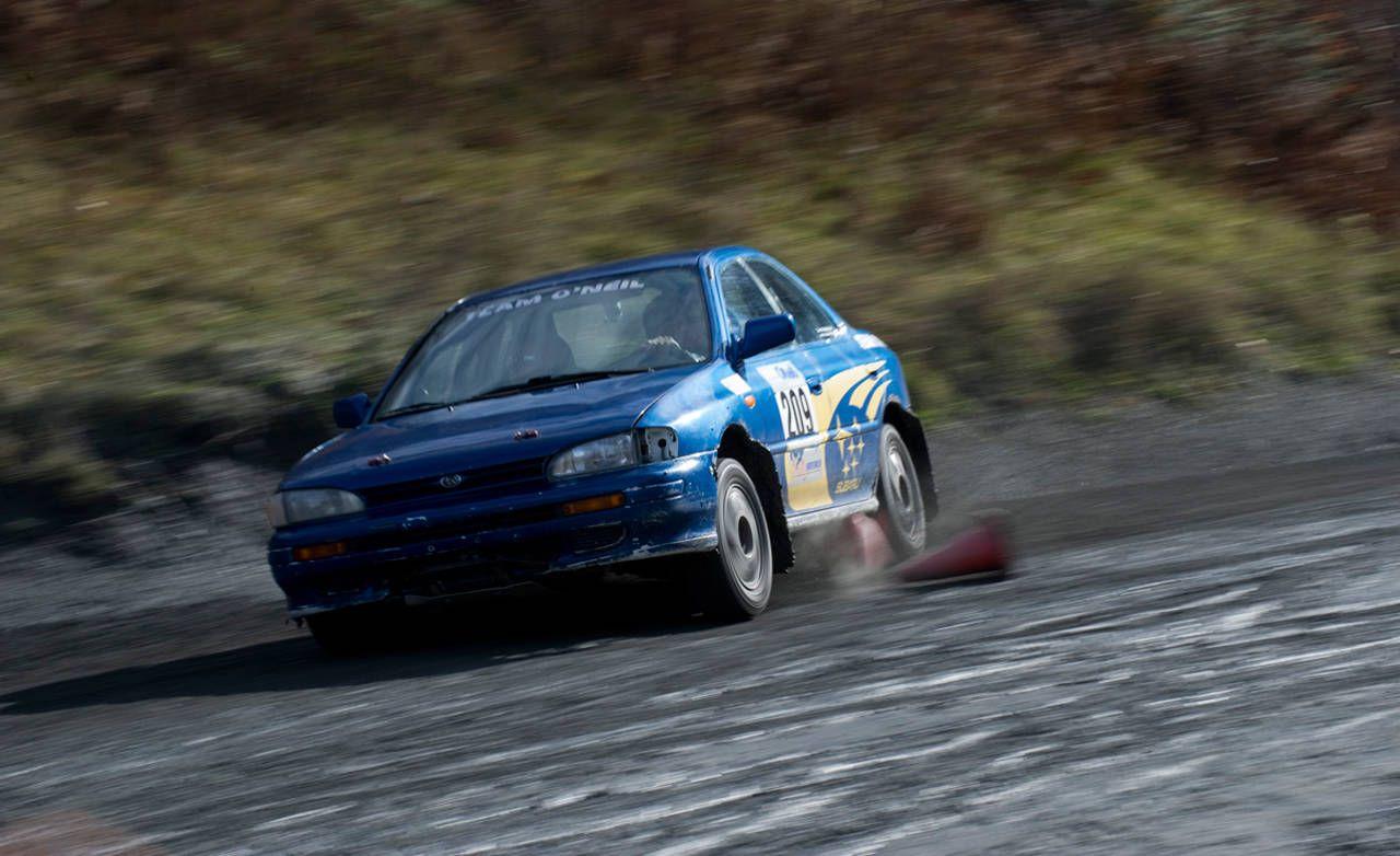 Photos: Rally Driving 101
