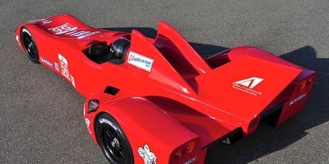 Automotive design, Red, Open-wheel car, Automotive exterior, Formula one, Logo, Race car, Carmine, Formula one tyres, Formula one car,