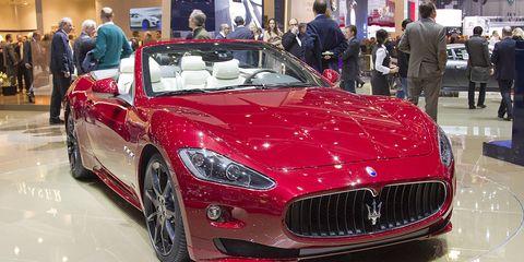 Automotive design, Vehicle, Land vehicle, Performance car, Car, Maserati, Grille, Personal luxury car, Luxury vehicle, Sports car,