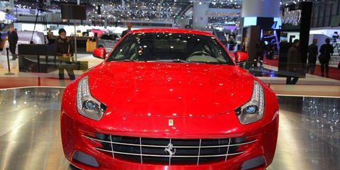 Automotive design, Vehicle, Event, Land vehicle, Car, Grille, Personal luxury car, Auto show, Sports car, Exhibition,