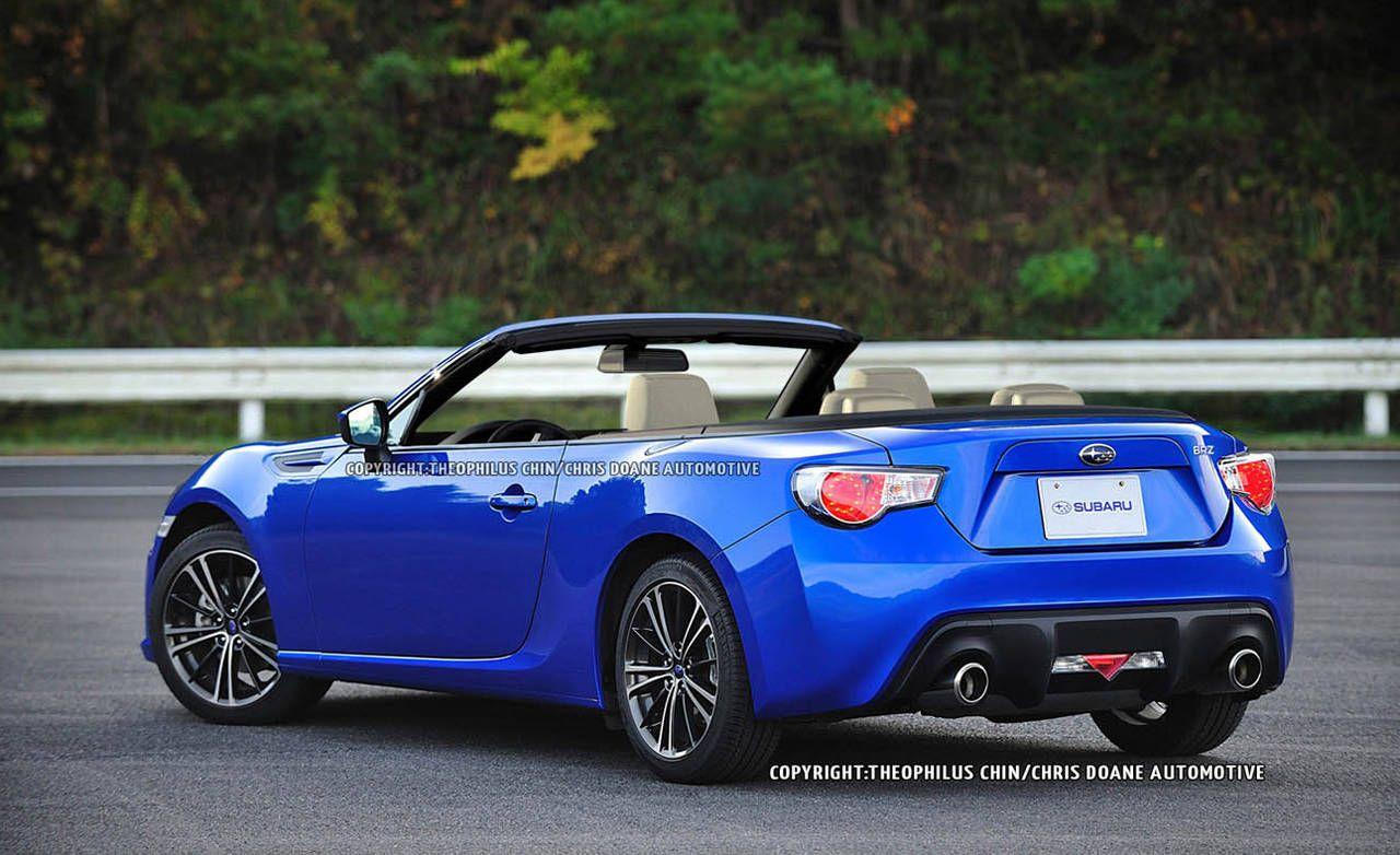 Photos 2014 Subaru Brz Convertible