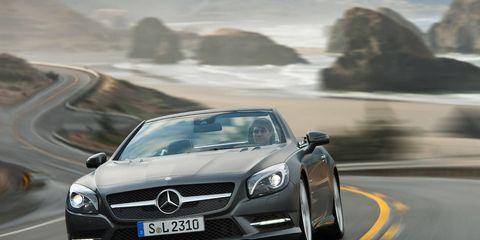 Mode of transport, Automotive design, Road, Vehicle, Automotive mirror, Grille, Car, Mercedes-benz, Hood, Personal luxury car,