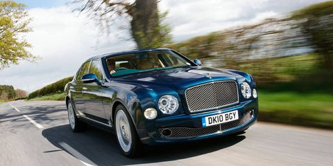 Tire, Automotive design, Vehicle, Road, Grille, Car, Bentley, Personal luxury car, Rim, Luxury vehicle,