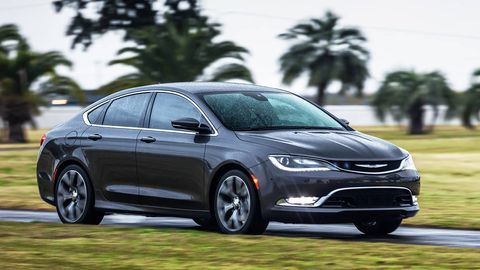 First Drives: 2015 Chrysler 200C V-6