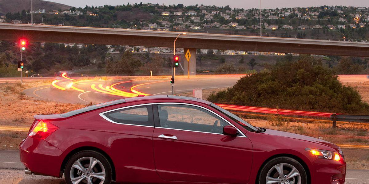 2011 Honda Accord Ex L >> Photos: 2011 Honda Accord V6 EX-L Coupe