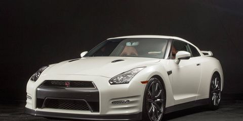Photos: 2014 Nissan GT-R