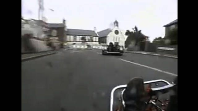 Let's just race EVERYTHING at the Isle of Man
