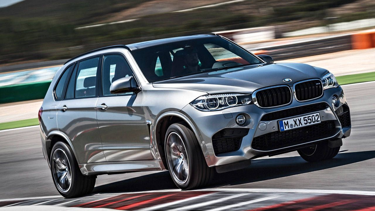 2015 Bmw X5 M And X6 M Get New Looks 567 Hp
