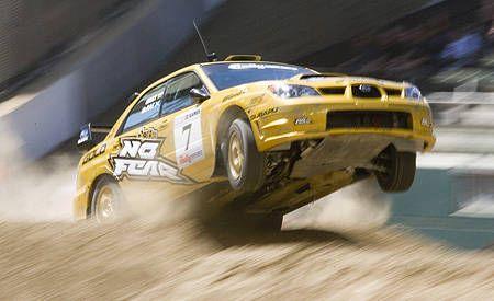 Photos Espn X Games Rally Car Racing