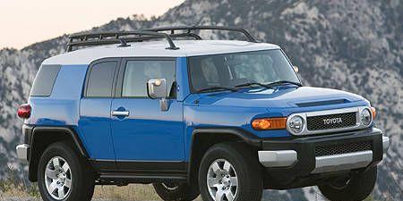 Car Auction Apps >> Photos: 2007 Toyota FJ Cruiser