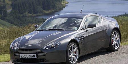 Photos Aston Martin V Vantage - 2006 aston martin