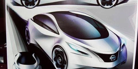 Motor vehicle, Mode of transport, Automotive design, Transport, Automotive mirror, Car, Concept car, Luxury vehicle, Automotive lighting, Rear-view mirror,