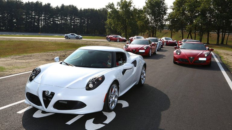 Fiat Chrysler Buyout and the Alfa 4C - News
