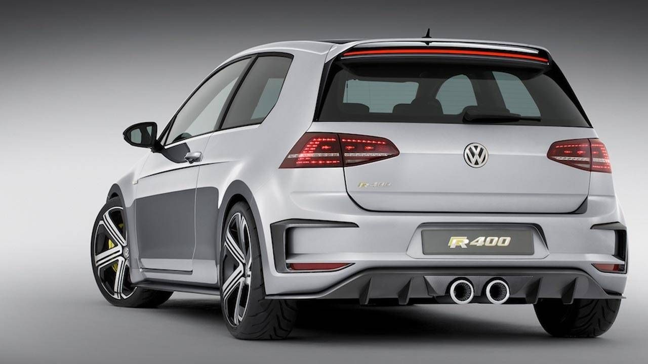 The Volkswagen Golf R400 Is Coming To America Sort Of