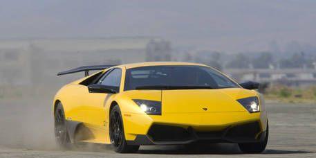 Photos 2010 Lamborghini Murcielago Lp670 4 Super Veloce